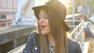 Alicia Keys - Empire State of Mind (Delia Pitu Cover - Vocea Romaniei)