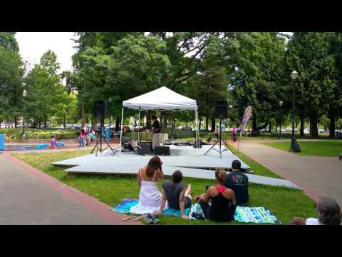Make music day in Portland Oregon