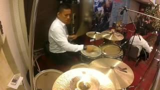 Sbab Dia Baik _ Symphony Worship (drum cover)