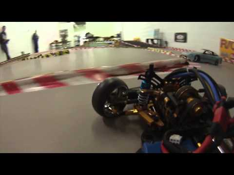 Galaxy Hobby Sat Drift Club: Eagle Racing TT02 FRD RWD High Speed Drifting Onboard