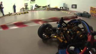 Galaxy Hobby Sat Drift Club: Eagle Racing TT02 FRD RWD High Speed Drifting Onboard