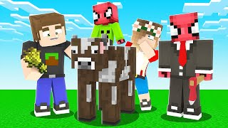 FERİTED VS KURBAN BAYRAMI 🐄 - Minecraft