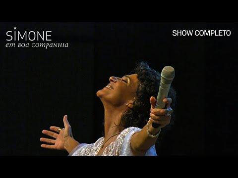 Simone  Em Boa Companhia  DVD Completo