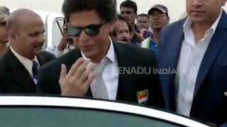 Hockey WC 2018: SRK arrives in Odisha