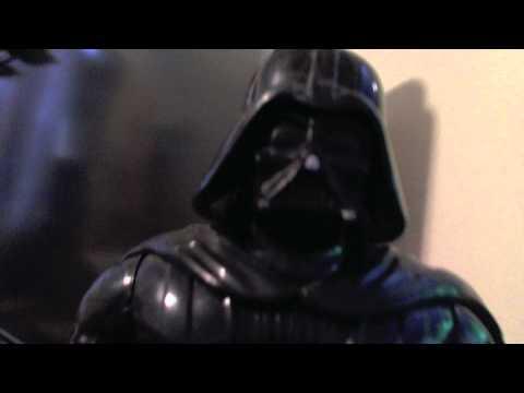 Talking Darth Vader coin bank