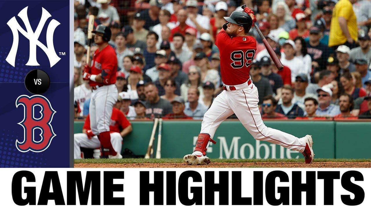 Download Yankees vs. Red Sox Game Highlights (7/25/21) | MLB Highlights