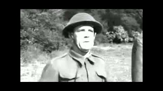 Norman Wisdom   The Square Peg 1958   Bayonet Practice