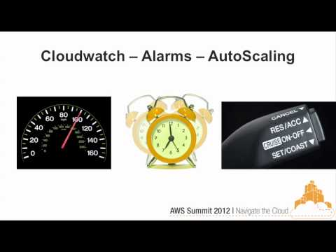AWS Summit NYC 2012: Best Practices - High Availability Architectures