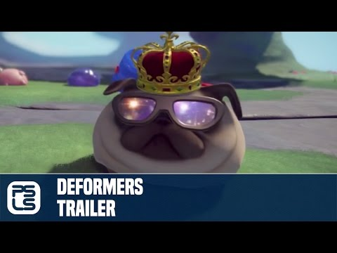 Deformers Trailer - Game by Ready At Dawn