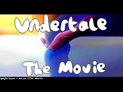Undertale The Movie | ANNOUNCEMENT! Full | (Undertale Unite - The Movie)