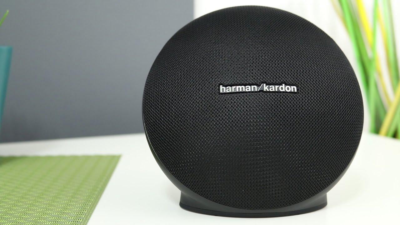 Harman Kardon Onyx Mini Bluetooth Speaker Review - YouTube 52111f728ad77