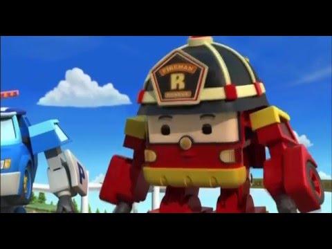 Робокар Поли - Трансформеры - Каждый может ошибиться (мультфильм 46)