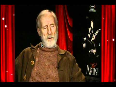 "James Cromwell Defends ""The Artist"" from Silent Movie Haters!"