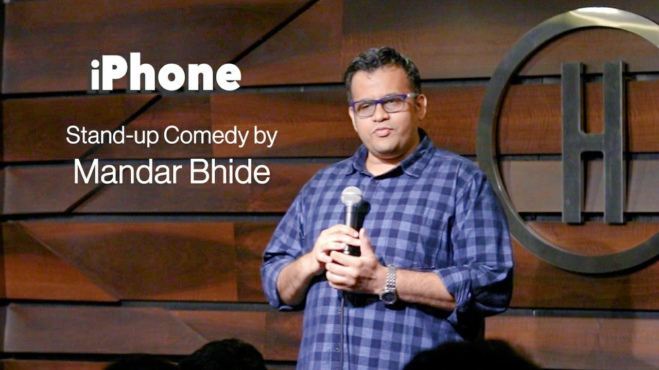 Download IPhone   Stand Up Comedy by Mandar Bhide