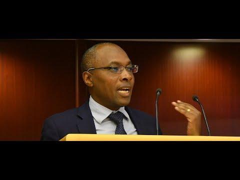 Assessment of progress on regional integration in Africa, Stephen Karingi