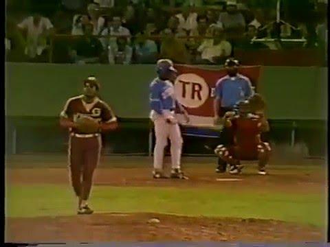 Agustin Marquetti Homerun - Industriales 1985-86 Campeones! [HQ]