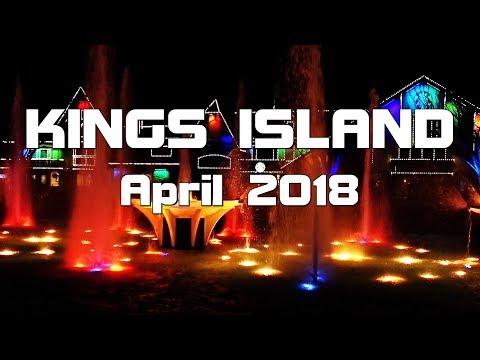 Kings Island APRIL 2018