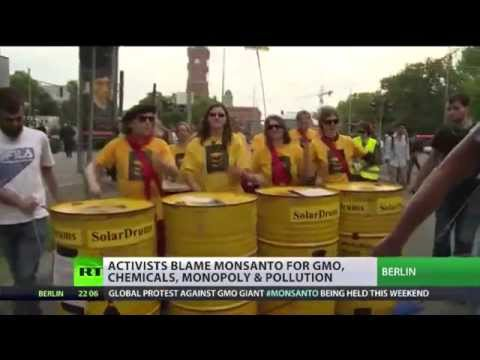 Anti [GMO] MONSATO world march