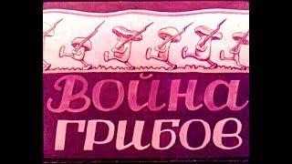 Диафильм Война грибов русская народная сказка (1953)