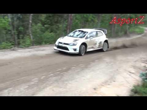 Testes Volkswagen Motorsport :: Marcus Gronholm VW Polo 2017 :: Portugal