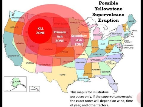 Image result for yellowstone super volcano 2018