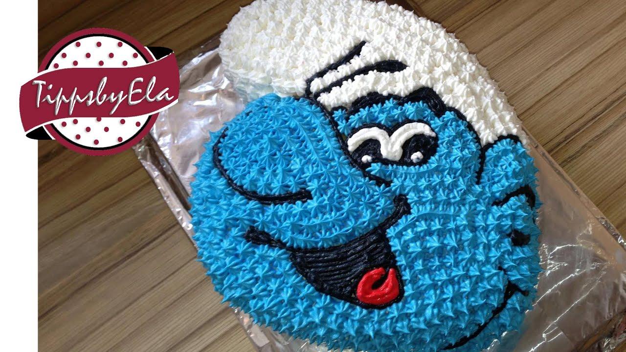 Cake Smurfs