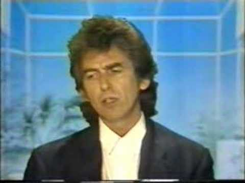 "George Harrison on ""The Midday Show"" (Part 1)"