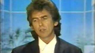 """George Harrison on """"The Midday Show"""" (Part 1)"""
