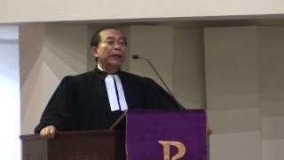 Kotbah Minggu Advent II, 7 Desember  2014 di HKBP Serpong