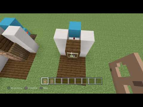 How To Build A Secret Room In Minecraft