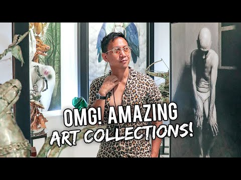 The Mind-Blowing House Of One Of The Philippines' Biggest Art Collectors | Vlog #1114