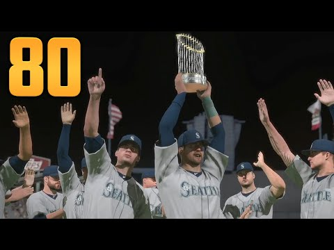 "MLB The Show 16 - Road to the Show - Part 80 ""WORLD SERIES CHAMPIONS!?"" (Gameplay & Commentary)"