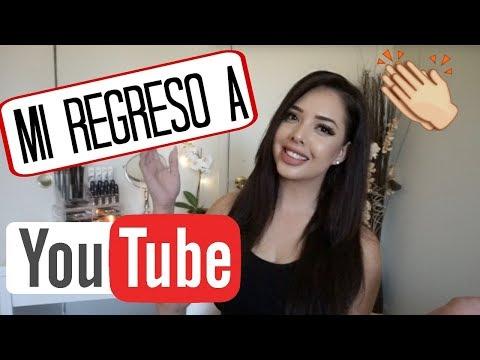 Mi regreso a Youtube !!!! - Koko Hernandez
