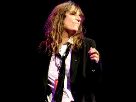 Patti Smith  Pastime Paradise