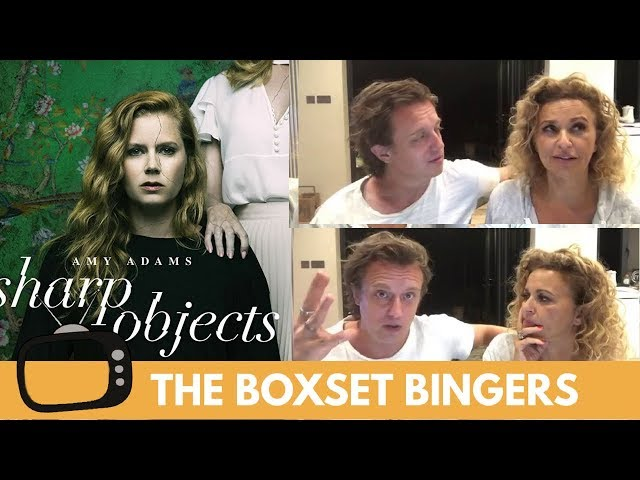 Sharp Objects (Amy Adams HBO TV Series) Episode 3 - Nadia Sawalha & Family Review