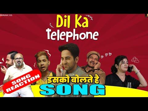 dil-ka-telephone-|-song-reaction-|-dream-girl-|-ayushmann-|-meet-bros-|-ft.jonita-&-nakash-aziz-|