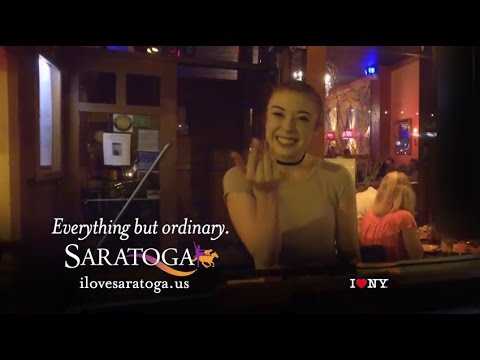 Saratoga Chamber Tourism Video
