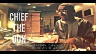 Katy Perry ft. Juicy J- Dark Horse (Instrumental w/ hook)