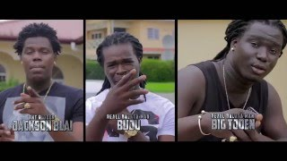 Jackson Blai ft buju & Bigtjoen - Lobi sani taanga official music video