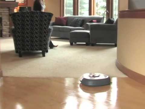 P3 P4960 V Bot Robotic Vacuum Cleaner