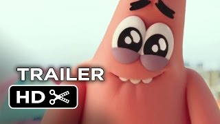 The SpongeBob Movie: Sponge Out of Water TRAILER 1 (2015) - Animated Movie HD