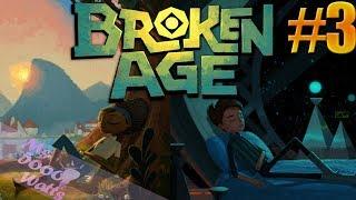 Broken Age - Meeting The WoodChuck #3 (Broken Age Walkthrough, Playthrough, Guide)