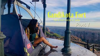 Gandikota Fort,Andhra Pradesh| Grand Canyon of India| Road Trip to Gandikota from Bangalore| Part 1