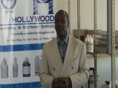Grand Opening Hollywood Restroom And Janitorial Supplies - 10/12/2010