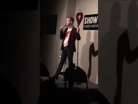 Patrick Alexander@ Showtime Comedy's 3rd Amateur Competition