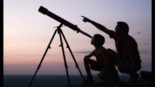 Собрать ТЕЛЕСКОП из простых деталей (Hand-made telescope)