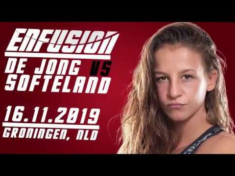 Enfusion #91   Groningen, The Netherlands - 16.11.2019   de Jong vs Søfteland