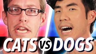 Cats Vs. Dogs • Debatable