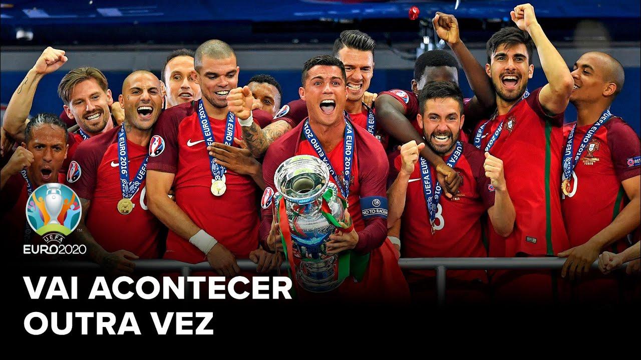 VAI ACONTECER OUTRA VEZ - UEFA EURO 2020   SPORT TV