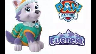 Эверест - щенячий патруль